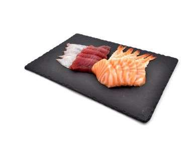 Menu Sashimi Mix