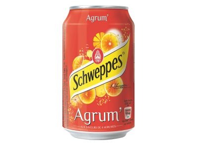 Schweppes Agrumes 33CL